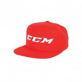 Snapback CCM Big Logo Red