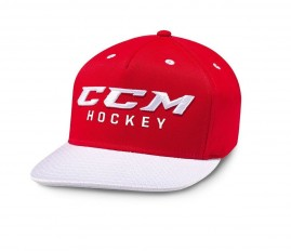 Snapback CCM True2Hockey Snap Red