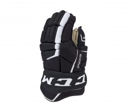 Hokejové Rukavice CCM Tacks 9040 Black/White Junior